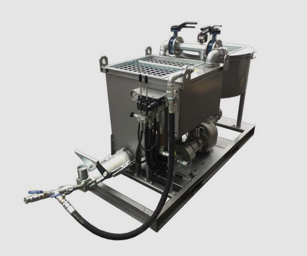 Varano Italswiss in versione idraulica